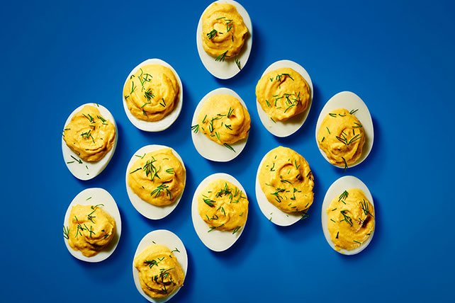 Easy Deviled Eggs Image 1