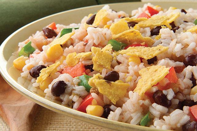 Southwestern Rice Salad Image 1