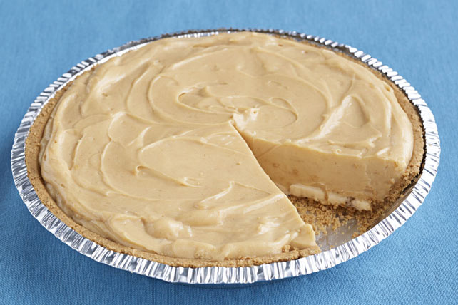 No-Bake Peanut-Butter Pie