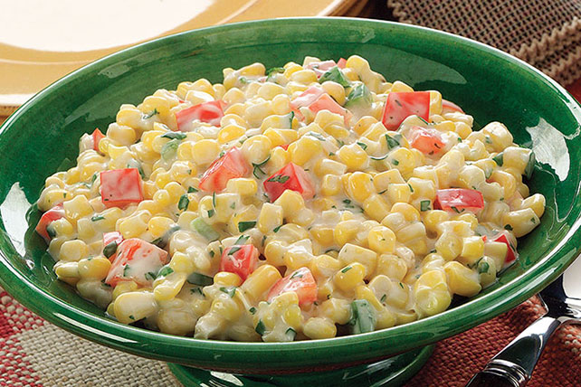 Corn Salad With Cilantro Image 1