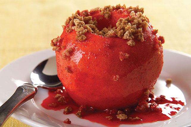 Easy Candied Baked Apples Image 1