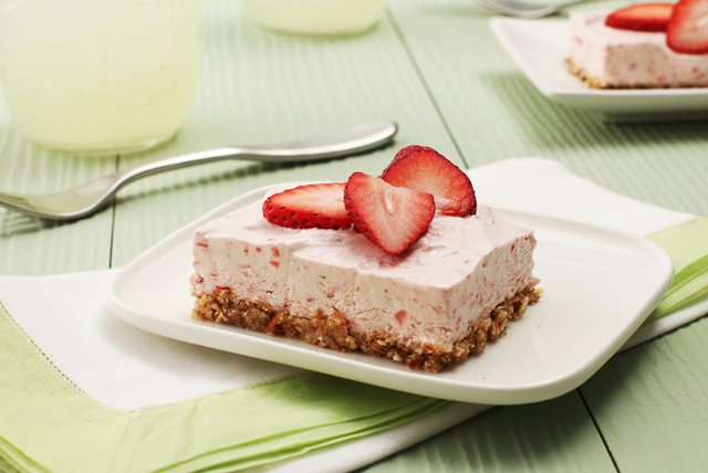 Strawberry Margarita Squares Image 1