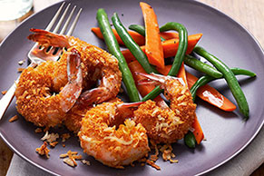SHAKE 'N BAKE Coconut Shrimp