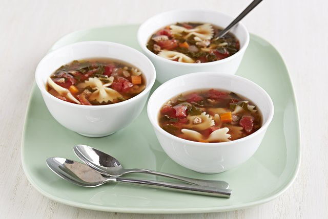 BOCA Vegetarian Minestrone Soup Recipe  Image 1