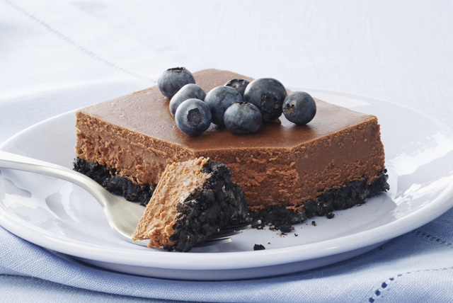 Double-Chocolate Cheesecake Image 1