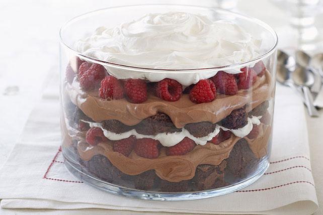Bowl Cake Chocolat Framboise