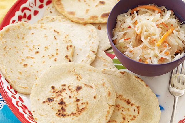 Enchiladas cremosas de chayote y elote Image 1