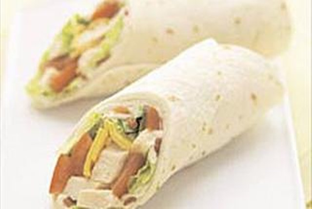 Chicken Club Twister Image 1