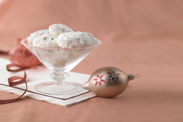 Pecan Shortbread Cookies Image 1