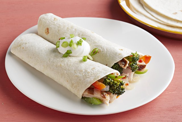 Quick & Easy Chicken Fajitas Image 1