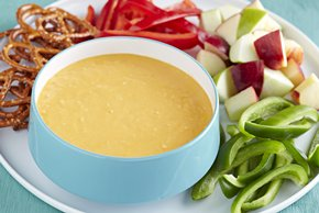 Cheddar Cheese Fondue Recipe