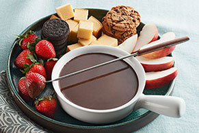 BAKER'S Chocolate Fondue