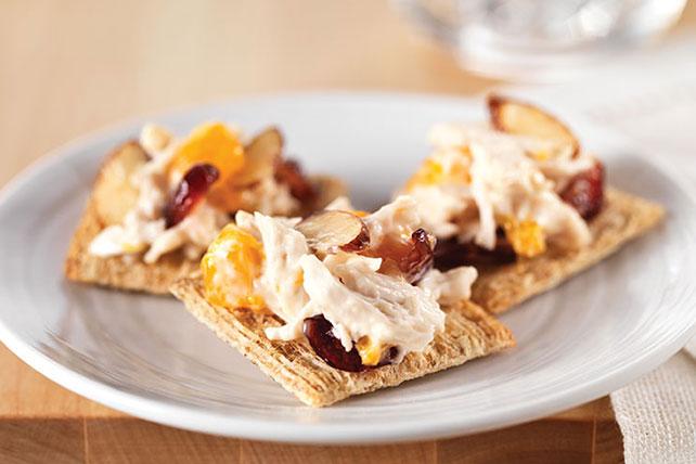 Mandarin Almond-Chicken Bites Image 1