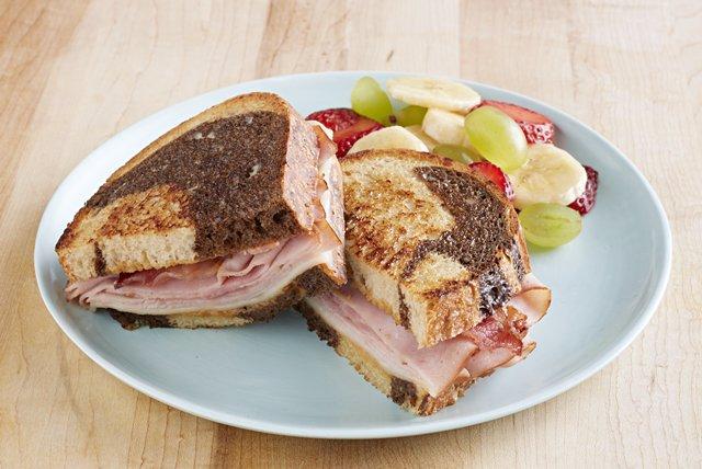 Ham and Swiss Melt Image 1