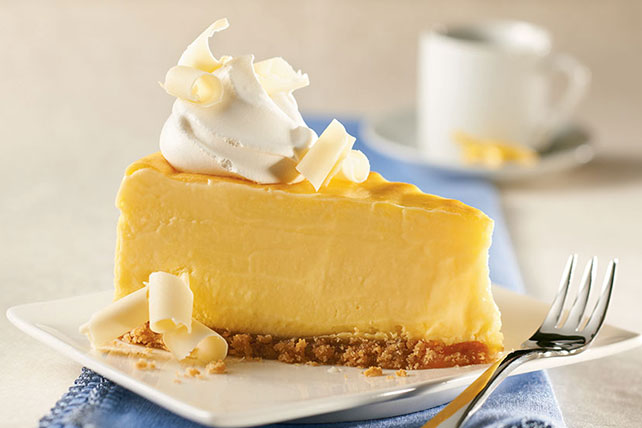 Lemon Pudding Cheesecake Image 1