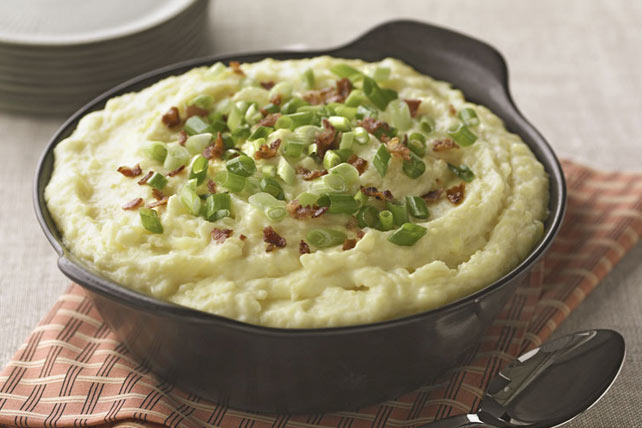 Tracy's Make-Ahead Mashed Potatoes Image 1