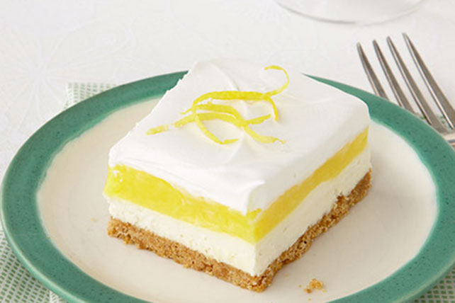 Layered Lemon Squares Image 1