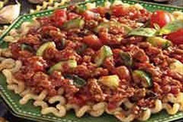 BOCA Bolognese Pasta Image 1