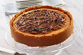 Caramel-Pecan Cheesecake