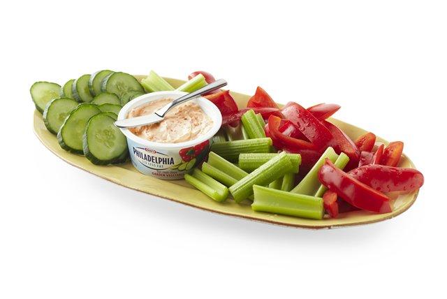 Garden Veggie Snackers Image 1