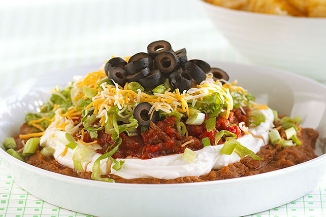 Ultimate 7-Layer Dip
