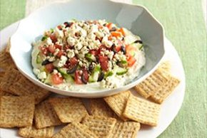 10-Minute Mediterranean Dip for a Crowd