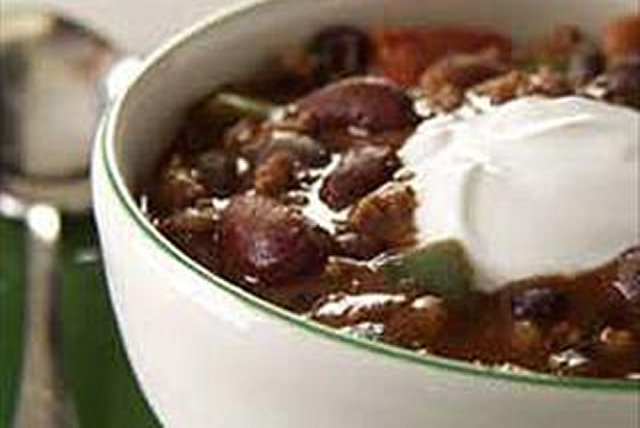 3-Bean Chili Image 1