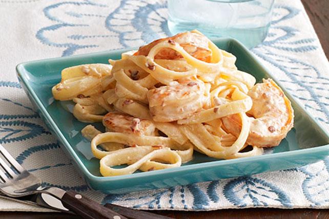 Shrimp & Chipotle Alfredo Image 1