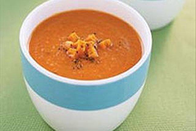 Chipotle-Tomato Soup Image 1