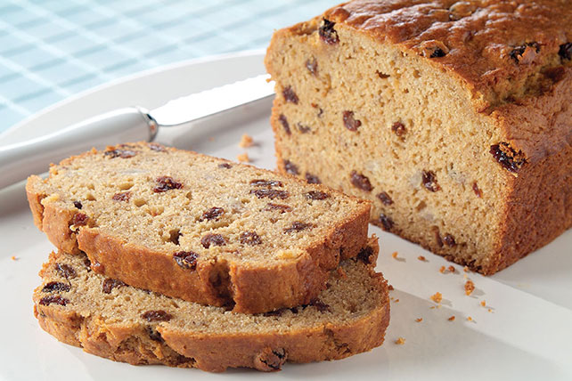 Banana Raisin Bread