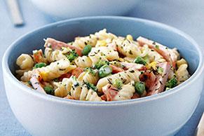 Italian-Style Ham Primavera