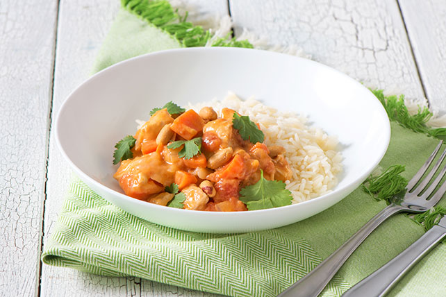Chicken and Peanut Stew Image 1