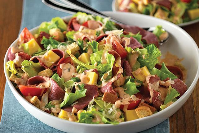 Rustic Reuben Salad Image 1