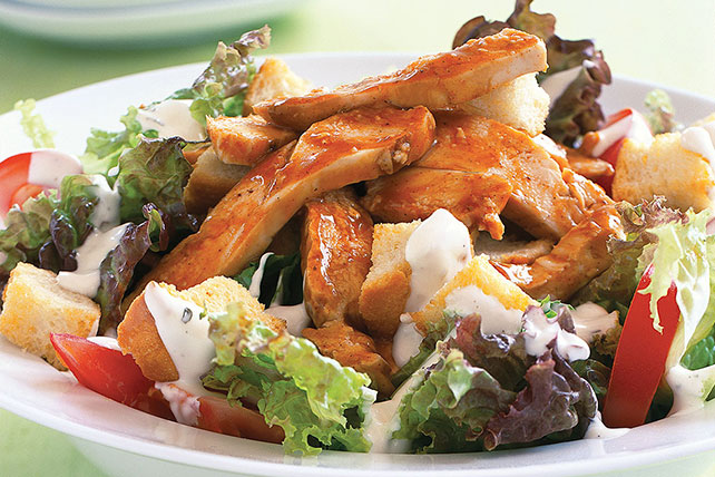 BBQ Chicken Salad Image 1