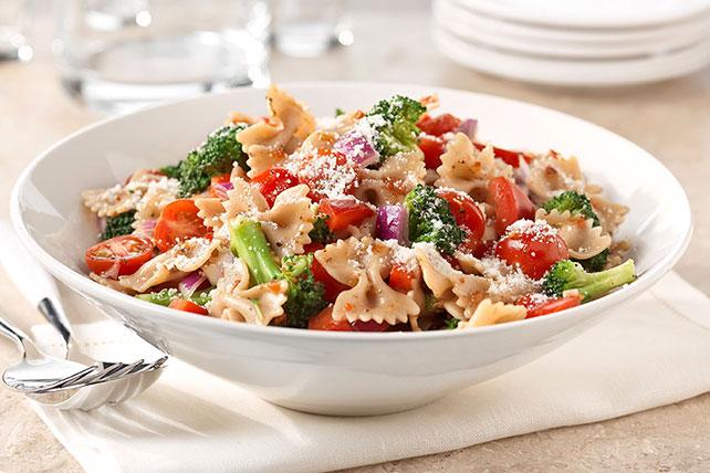 Garden-Fresh Pasta Salad Image 1