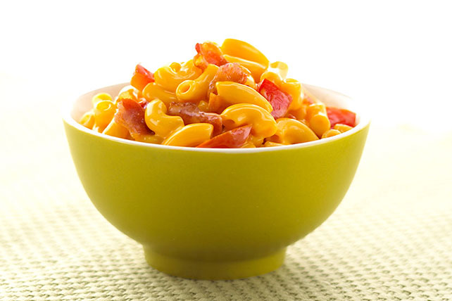 Bacon & Tomato Mac Image 1