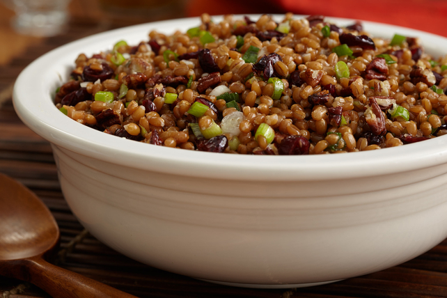 Autumn Wheat Berry Salad Image 1
