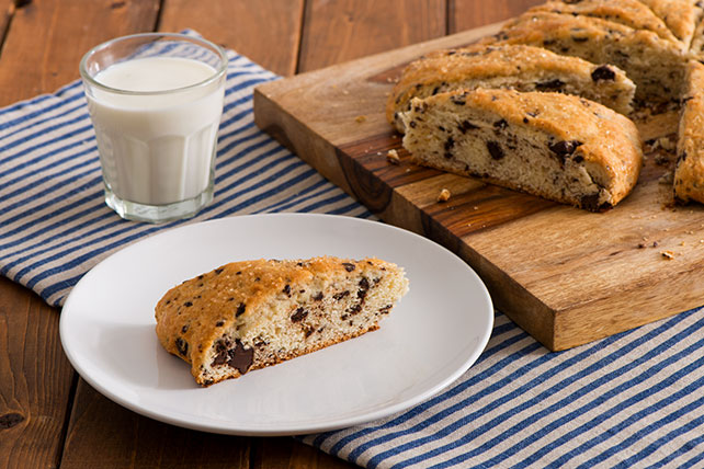 Chocolate Chunk Scones Image 1