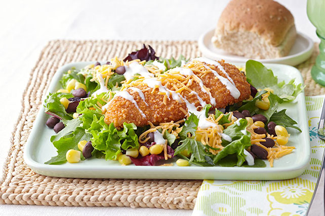 Crispy Chicken Mexicali Salad Image 1