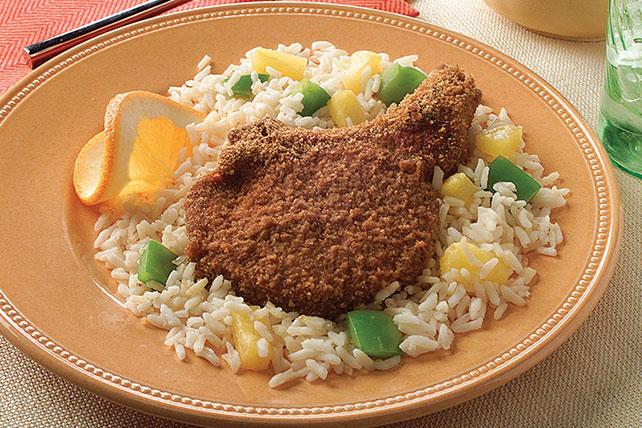 Aloha Pork Chops Image 1