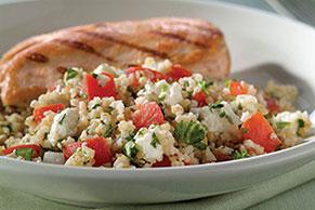 Bulgur Tabbouleh Salad
