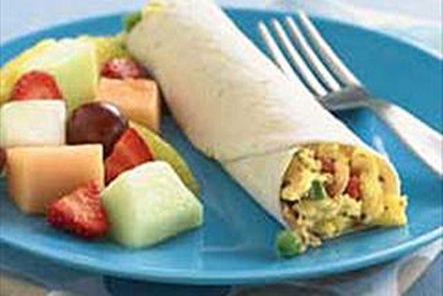 Burritos de bologna para el desayuno Image 1