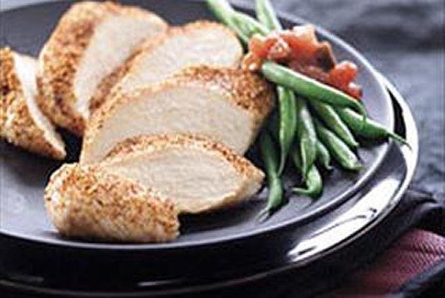 Pollo a la parmesana picantito Image 1