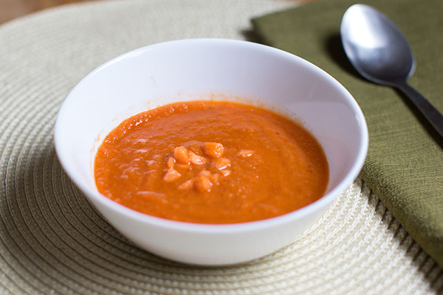 Sopa de tomate y chipotle Image 1