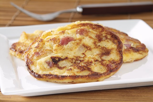 Mashed Potato Pancakes Image 1
