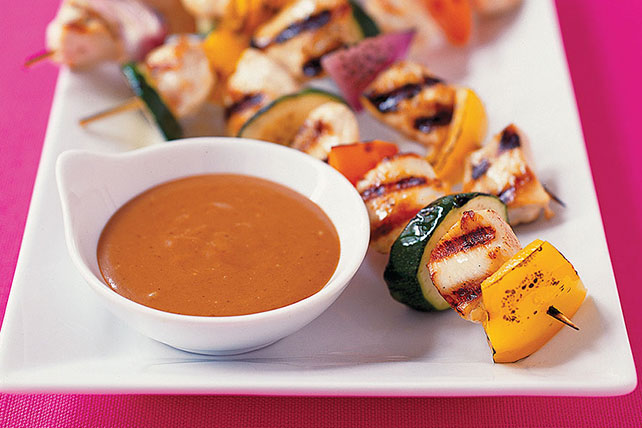 Chicken Kabob Dippers Image 1