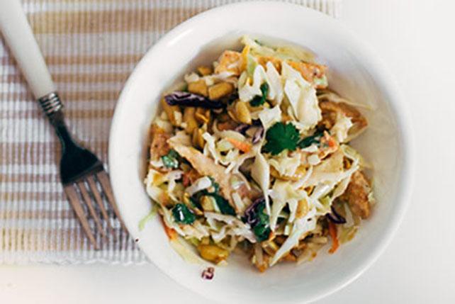 Salade de chou thaïe en 5 minutes Image 1