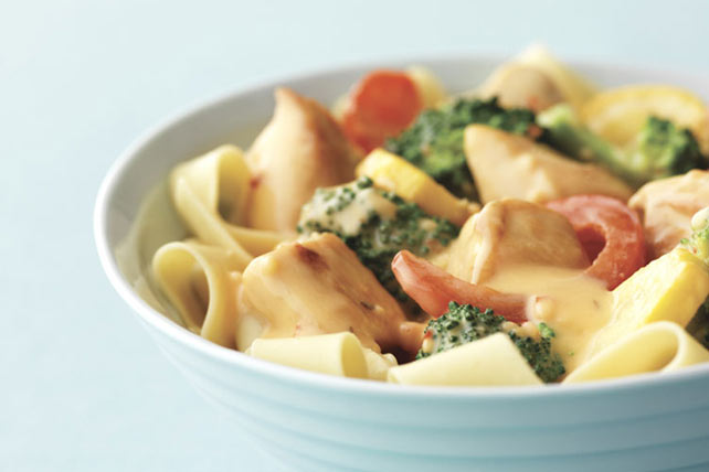 VELVEETA Chicken & Vegetable Stir-Fry