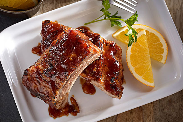 Easy Chipotle Barbecued Ribs Image 1
