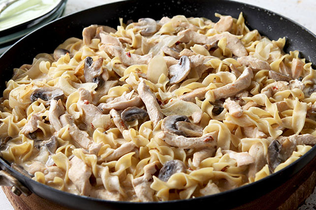 Creamy Chicken Pasta Skillet Kraft Recipes